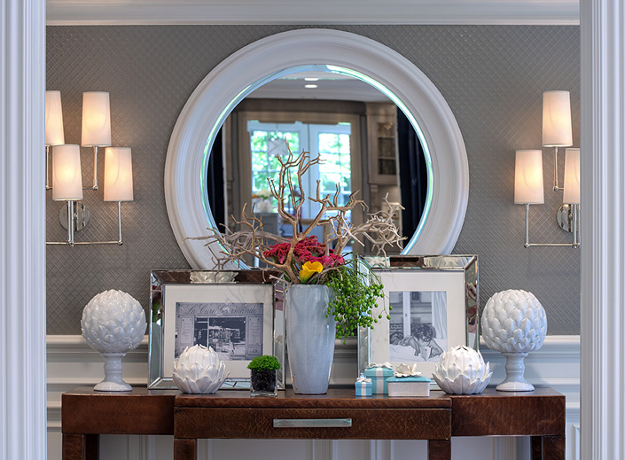 Foyer Designs For Bungalow : Bungalow love decorating your foyer