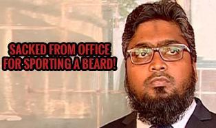 Pelihara Jenggot, Muslim India Dipecat Perusahaan