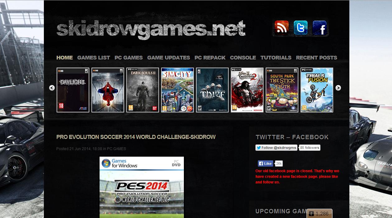 tempat download game repack