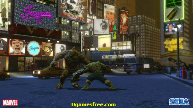 The Incredible Hulk PC Game Free Download ( MB)