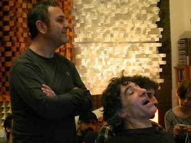 Luis Gurevich - Mono Izarrualde