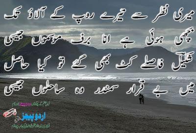 Dosti Urdu Poetry Urdu Shayari on Dosti
