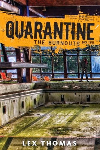 Early review the burnouts quarantine 3 by lex thomas fandeluxe Gallery