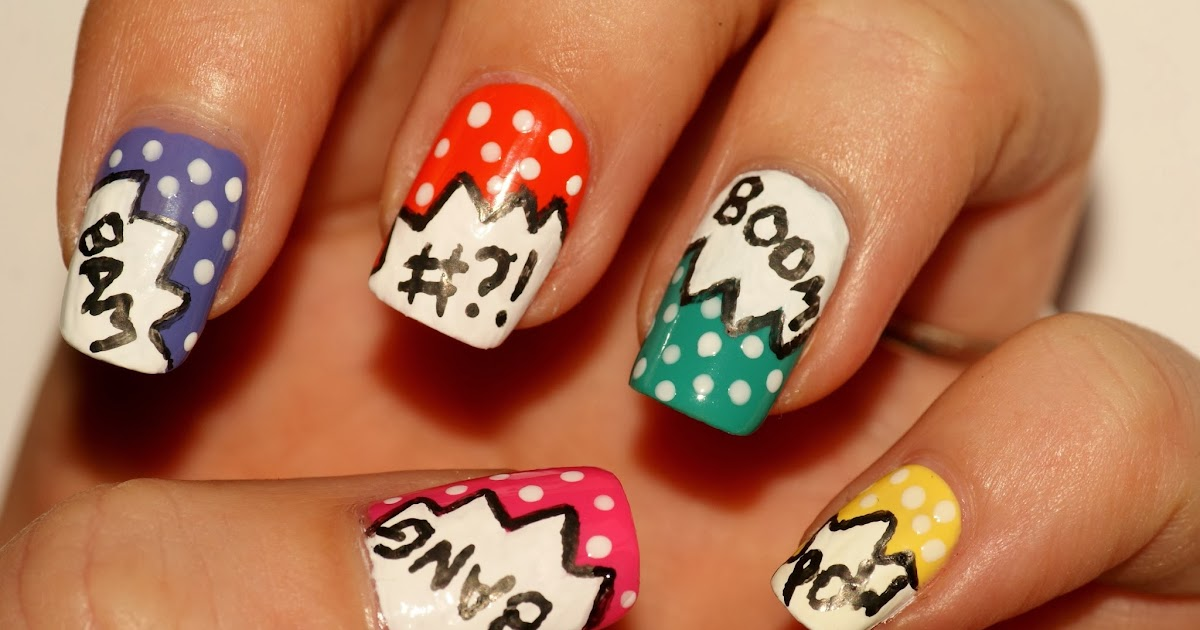 37+ Free Download Nail Art Design Book - Fashion In Pix
