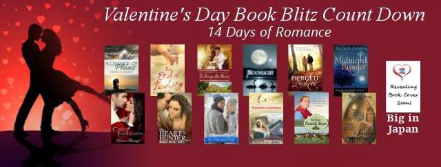 Valentine's Day Book Blitz Count Down- 14 Days of Romance
