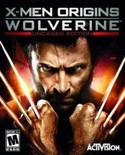 X-men Origins Wolverine Game