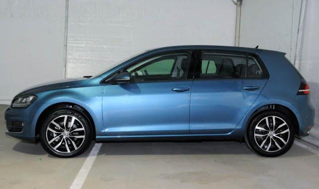 Novo VW Golf 2014