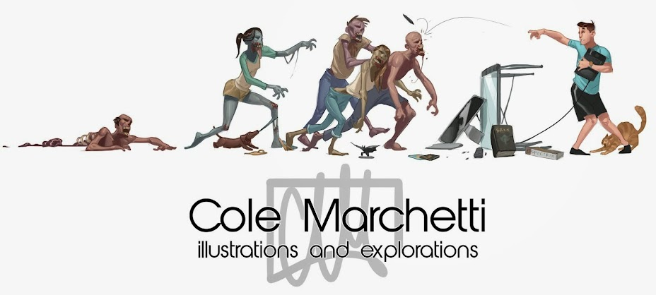 Cole Marchetti Illustration