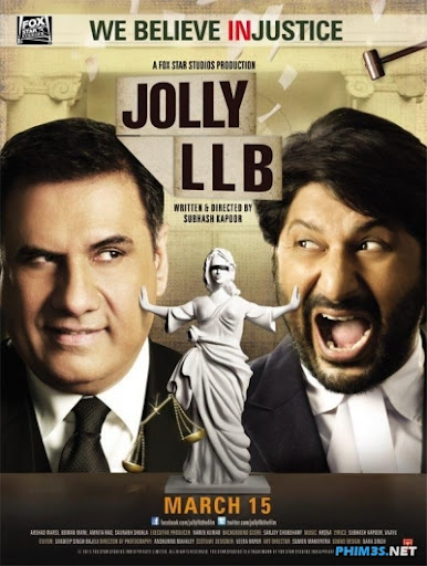Luật Sư Llb Full Vietsub - Jolly Llb(2013) Vietsub