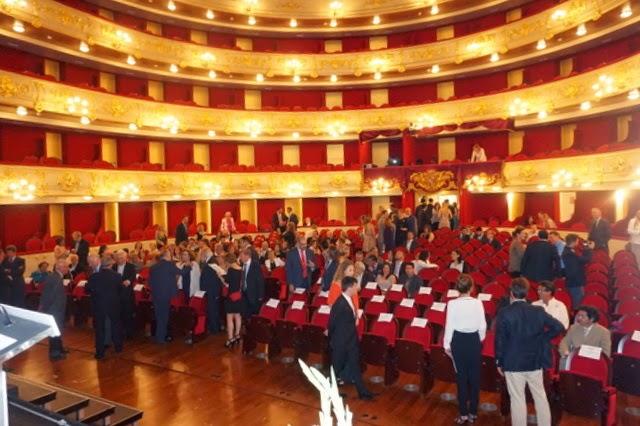 Teatro Principal Palma Mallorca 2015