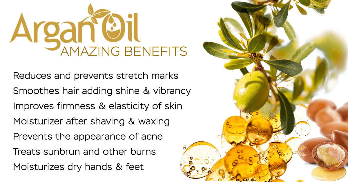 argan oil amazing
