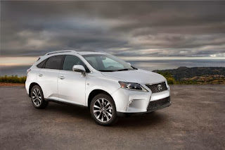 Lexus RX 350 puts you in lap of luxury