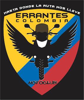 ERRANTES COLOMBIA MOTOCLUB