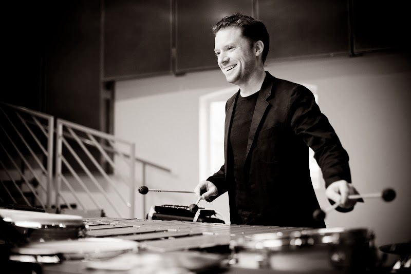 Colin Currie - photo Marco Borgreve