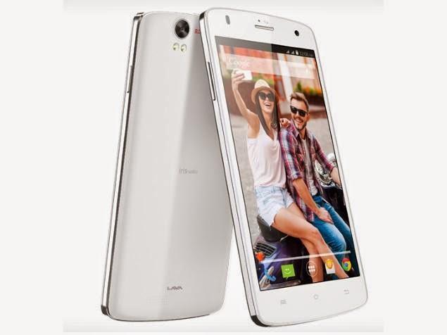 Lava Iris Selfie 50 New Android Smartphone