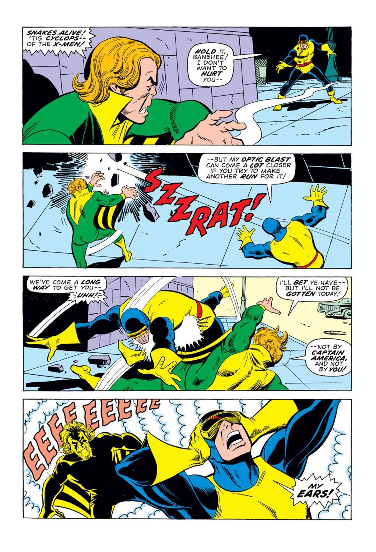 Captain America (1968) Issue #172 #86 - English 18