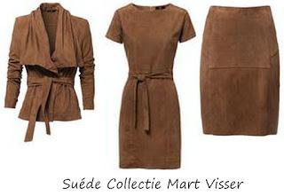 Suede collectie Mart Visser voor V&D
