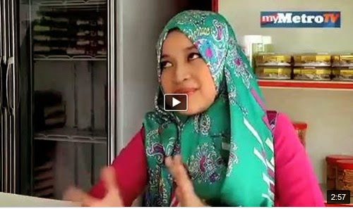 Video viral buat Wani popular Harian Metro