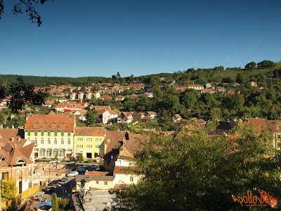 Panorama Sighisoara