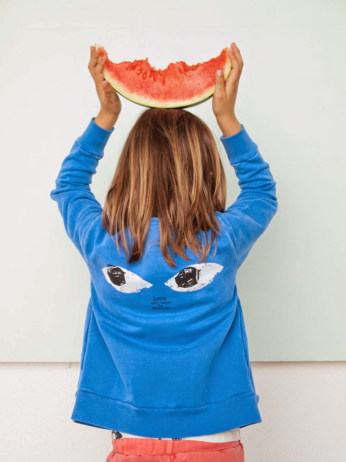 Bobo Choses Spring-Summer 2015 - eyes sweatshirt