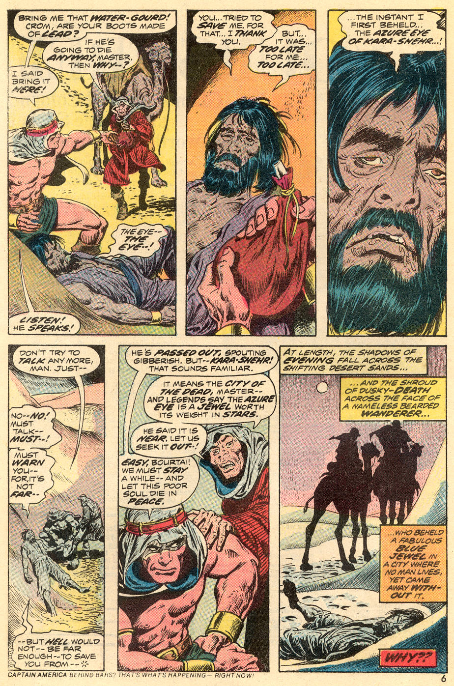 Conan the Barbarian (1970) Issue #35 #47 - English 5