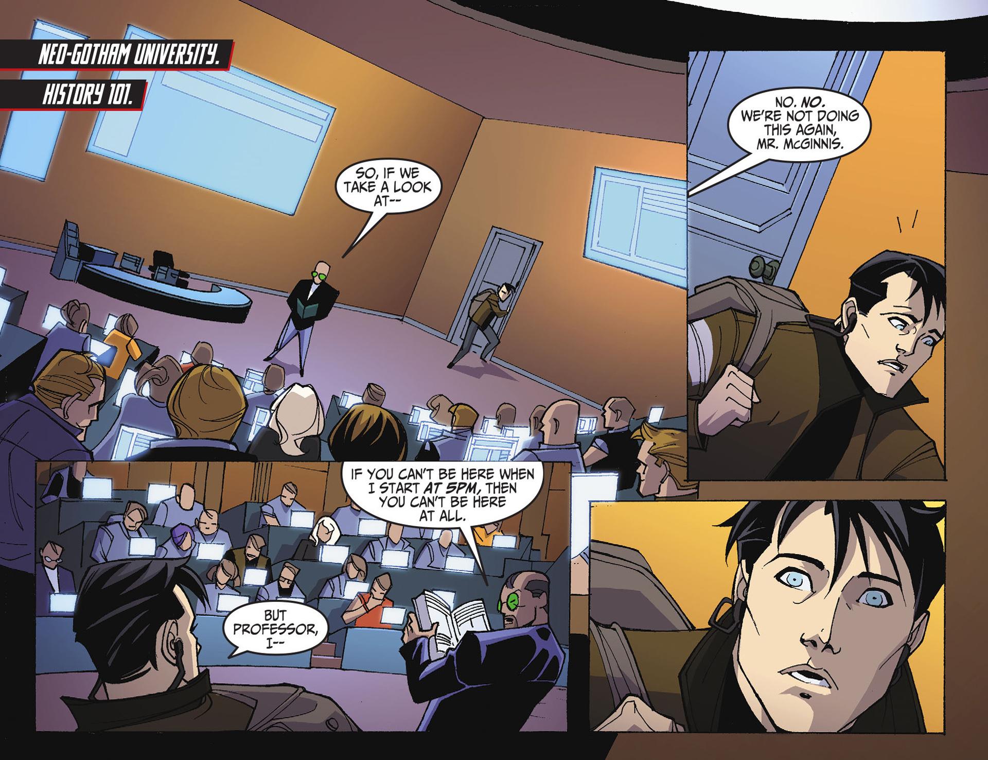 Batman Beyond 2.0 Issue #10 #10 - English 5