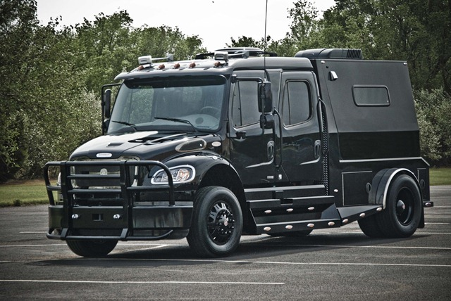 The Biggest Truck Suv 100knot