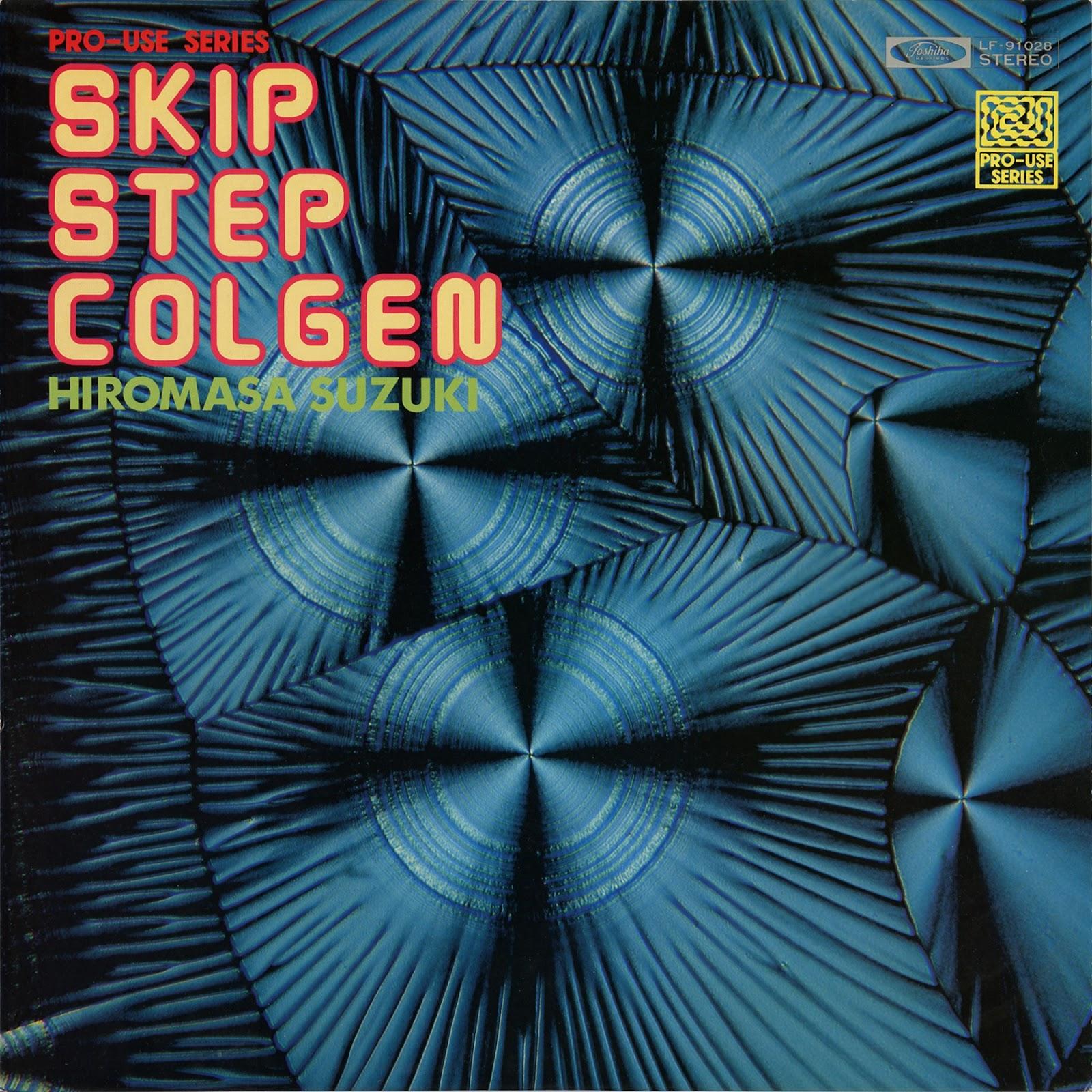 Hiromasa Suzuki Skip Step Colgen
