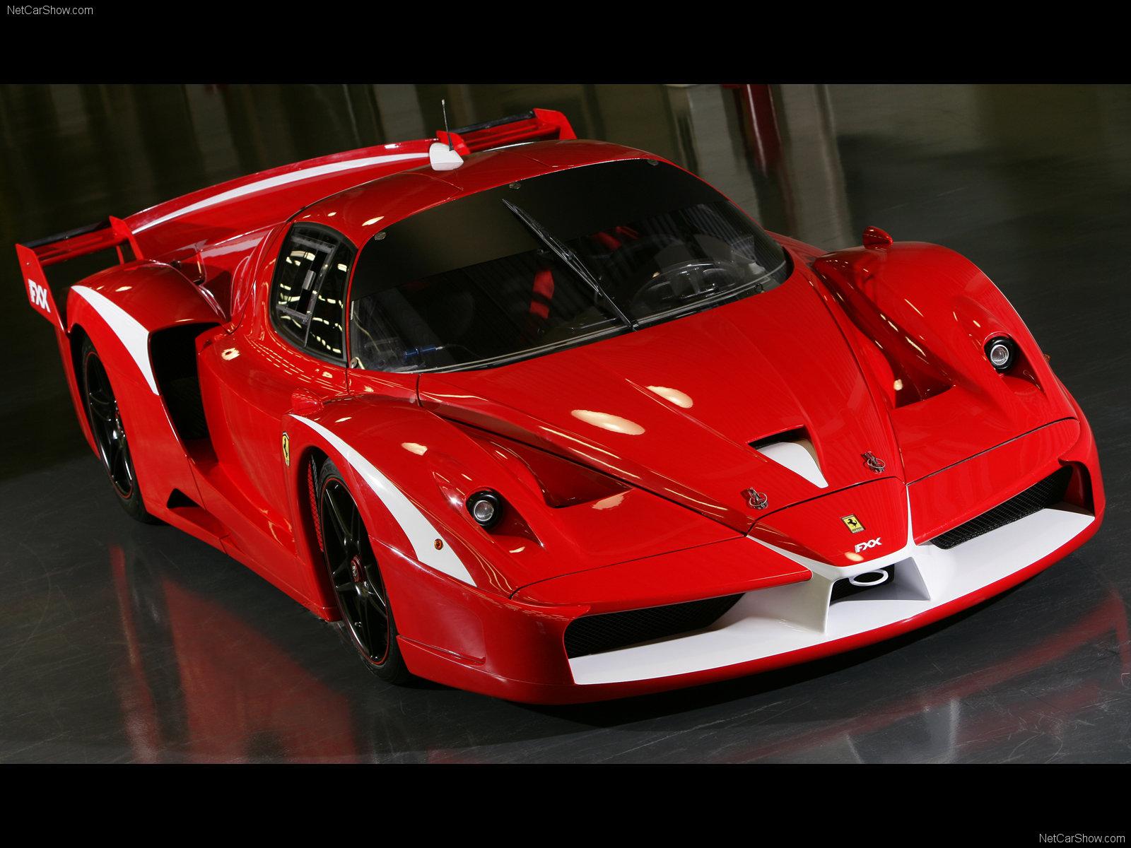 Hình ảnh siêu xe Ferrari FXX Evolution 2008 & nội ngoại thất