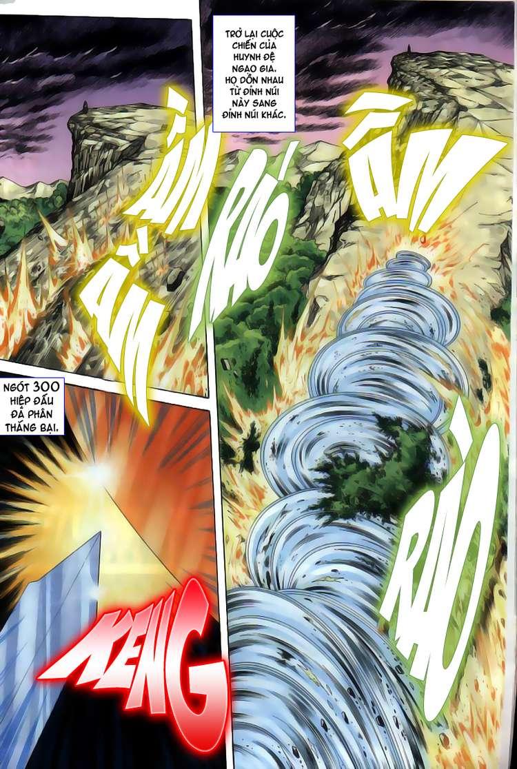 Kiếm Hồn - Sword Soul chap 63 - Trang 16