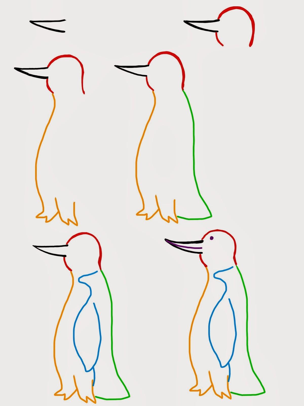 directed drawing in kindergarten bridges to writing - Drawing Pictures For Kindergarten