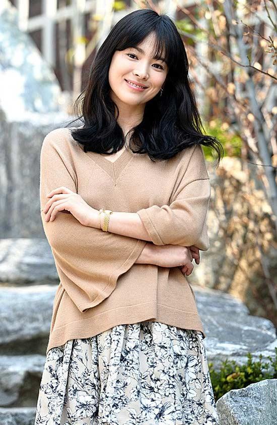 Song Hye Kyo muốn thử sức trong phim kinh dị
