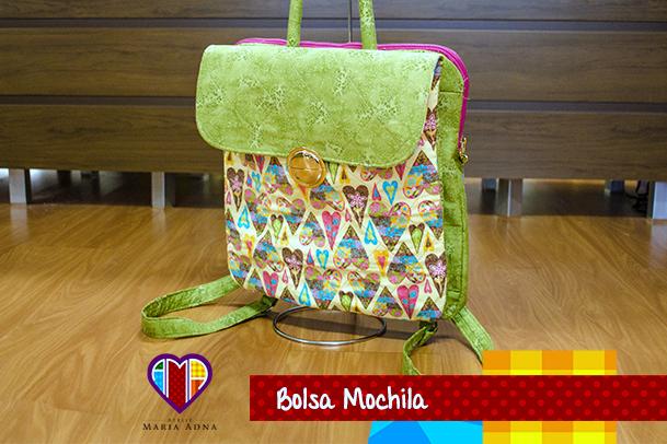 Mochilas, Mochilas de tecidos, Vídeos de mochilas, Bolsas e mochilas
