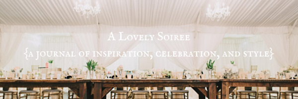 The Soiree Blog