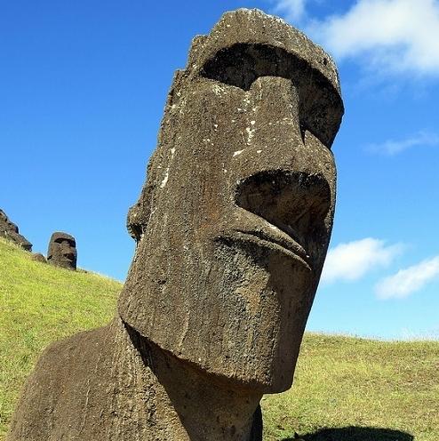 How Many Easter Island Heads