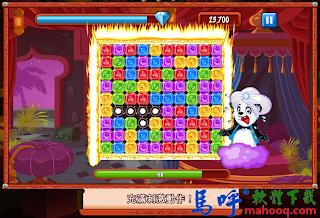 Diamond Dash APK / APP Download,鑽石爆爆樂 APK 下載,免費好玩的 Android APP 遊戲下載