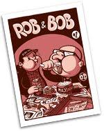 Fanzine: Rob & Bob #1