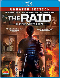 The Raid: Redemption (2011) BluRay 1080p 5.1CH 1.5GB