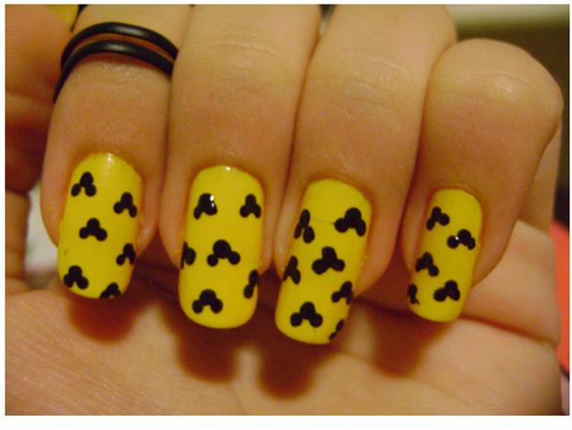 Nail Art: Disney - Apenas Unhas