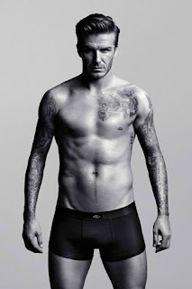 David Beckham for H & M, Black Trunks