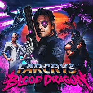 Cover Of Far Cry 3 Blood Dragon Full Latest Version PC Game Free Download Mediafire Links At worldfree4u.com