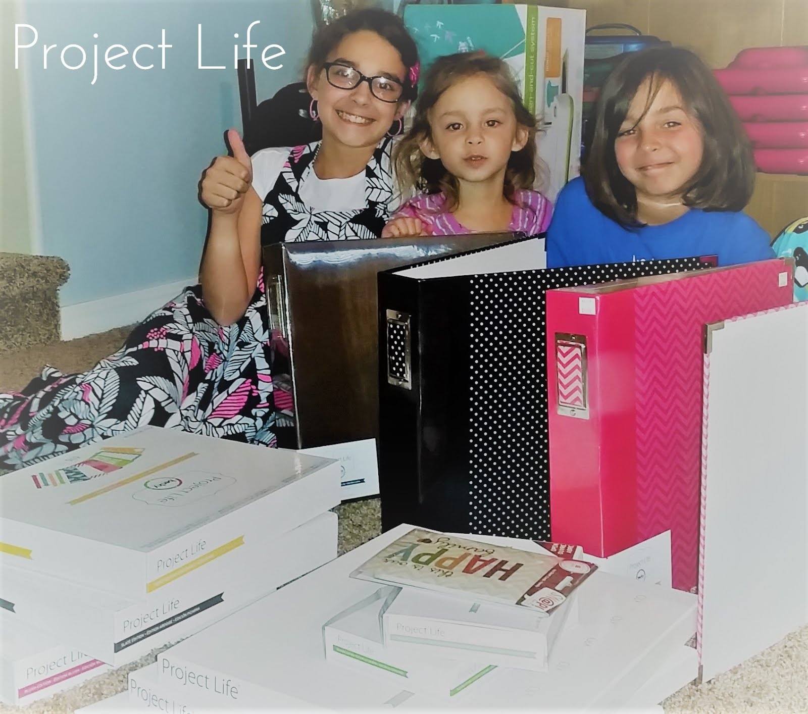 Order Project Life Products Here