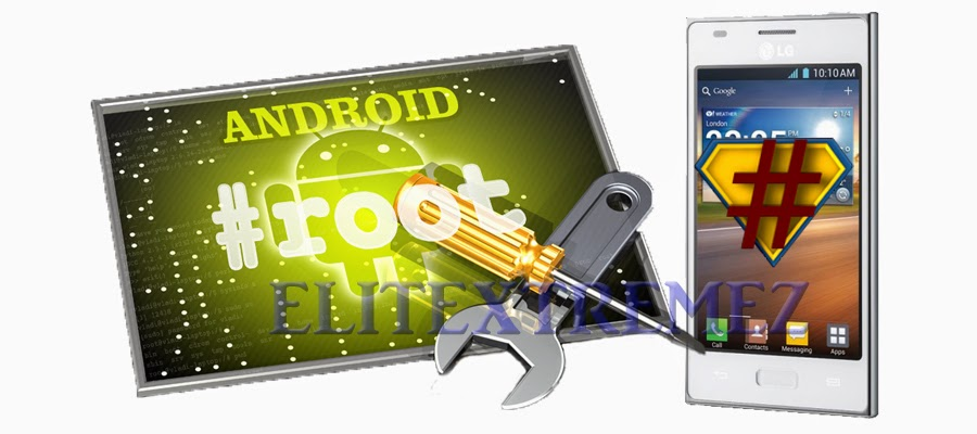 How to root LG Optimus L5 E612