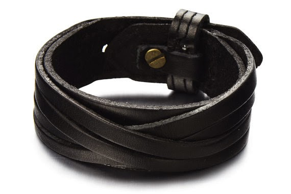 https://www.etsy.com/listing/189021382/multi-strand-black-leather-bracelet