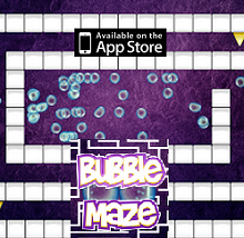 iOS Game of the Month - Bubble Maze