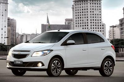 Auto-blog ARGENTINO: Nuevo Chevrolet Onix Imágenes