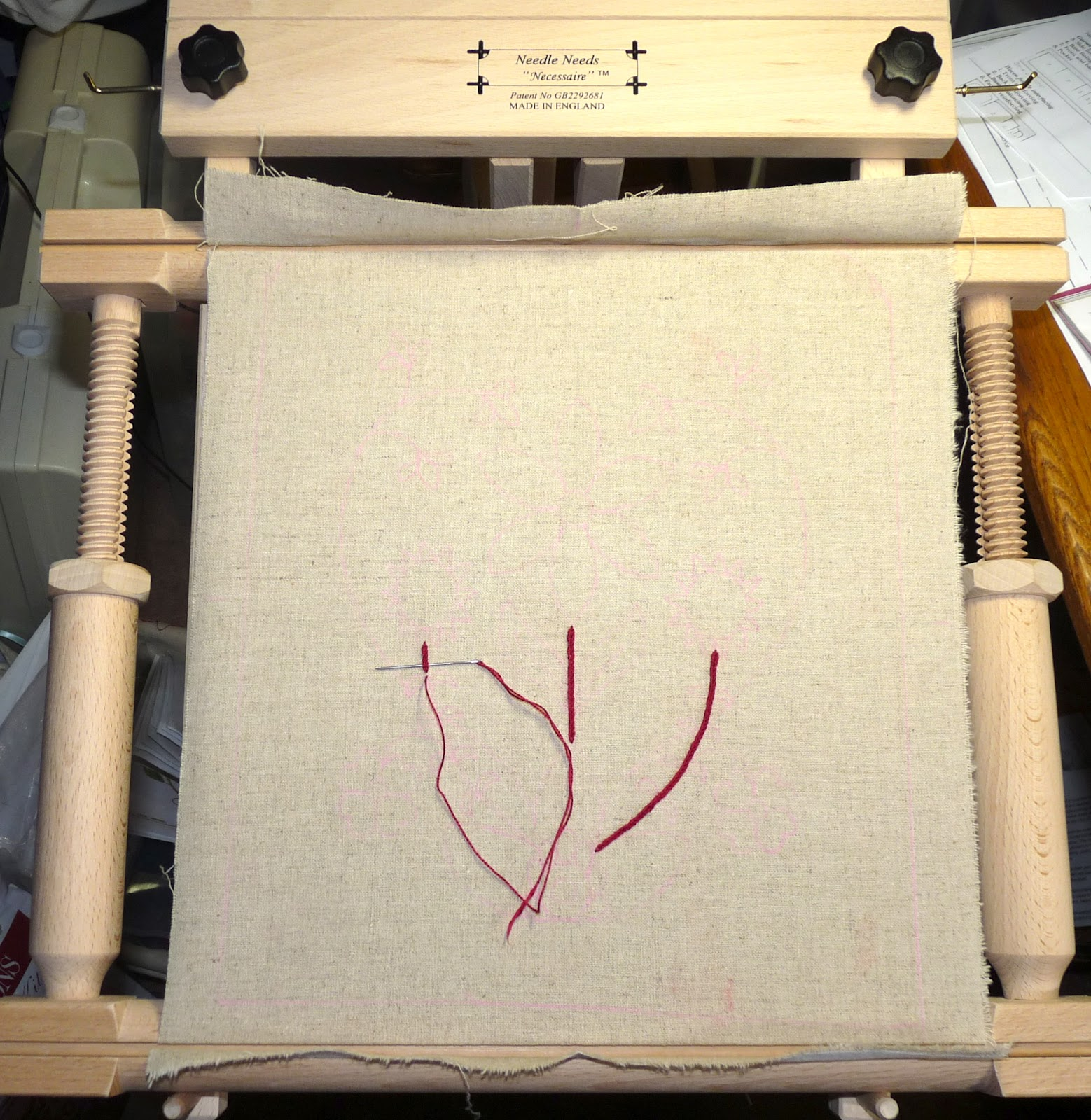 Beautiful Needle Needs Millenium Frame Mold - Picture Frame Ideas ...