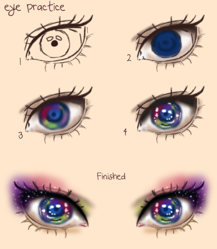 Galaxy Tutorial Drawing I'm Going to be Drawing a Lot