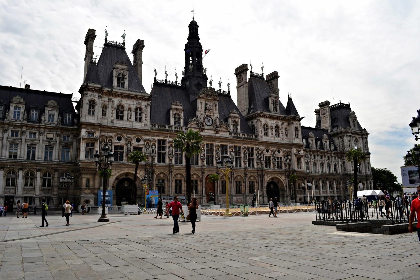 Paris Hôtel de ville
