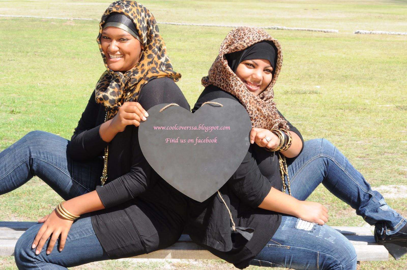 Love hijab, love islam, love to accessorise!
